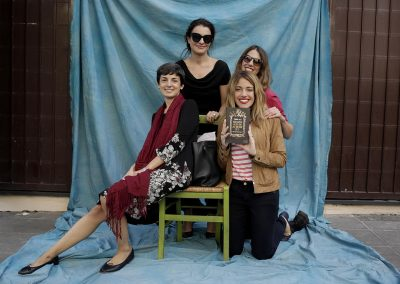Chiara Lalli, Francesca Mancini, Viola Lo Moro, Chiara Sfregola