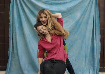Chiara Sfregola e Viola Lo Moro