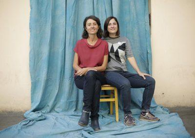 Facce da festival - Barbara Piccolo e Barbara Leda Kenny
