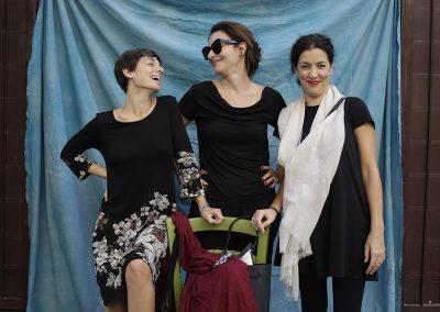 Francesca Mancini, Chiara Lalli, Maddalena Vianello