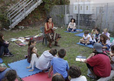 Laboratorio bambini e bambine con Fiona Sansone