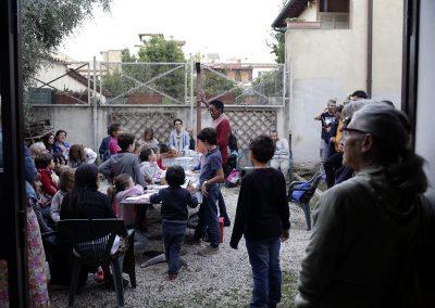 Laboratorio bambini e bambine con Igiaba Scego