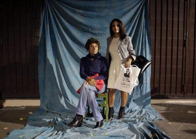 Silvia Neonato a Anilda Ibrahimi