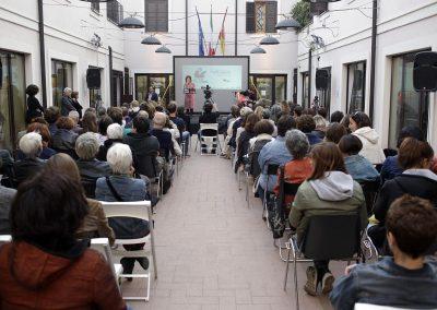 Tamara Bartolini e Michele Baronio - apertura festival