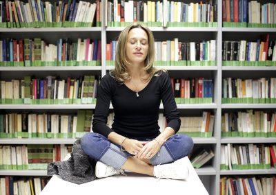 Valeria Parrella - biblioteca mameli