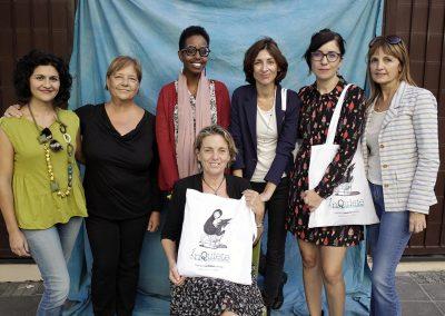 autrici, giornaliste ed editore tavola totonda letteratura ragazzi e ragazze